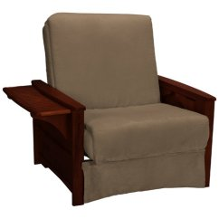 Futon And Chair Set Wheelchair Carrier Epic Furnishings Llc Valet Perfect Convertible Walmart Com