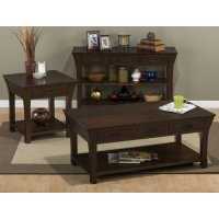 Jofran Artisan Coffee Table Set - Walmart.com