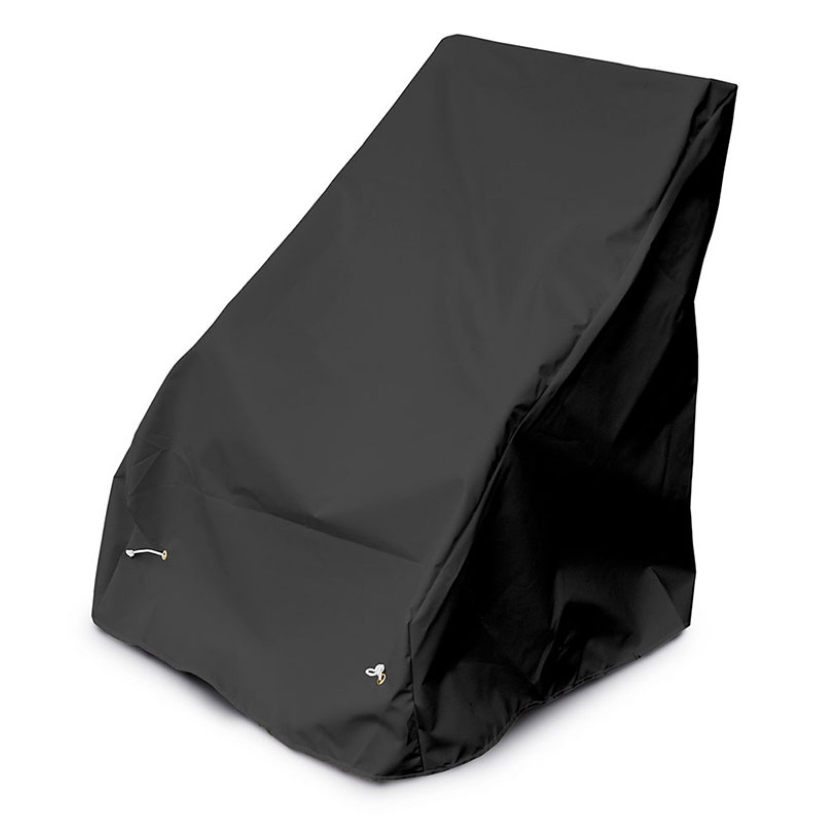 chair covers the range wooden swivel koverroos weathermax high back cover walmart com