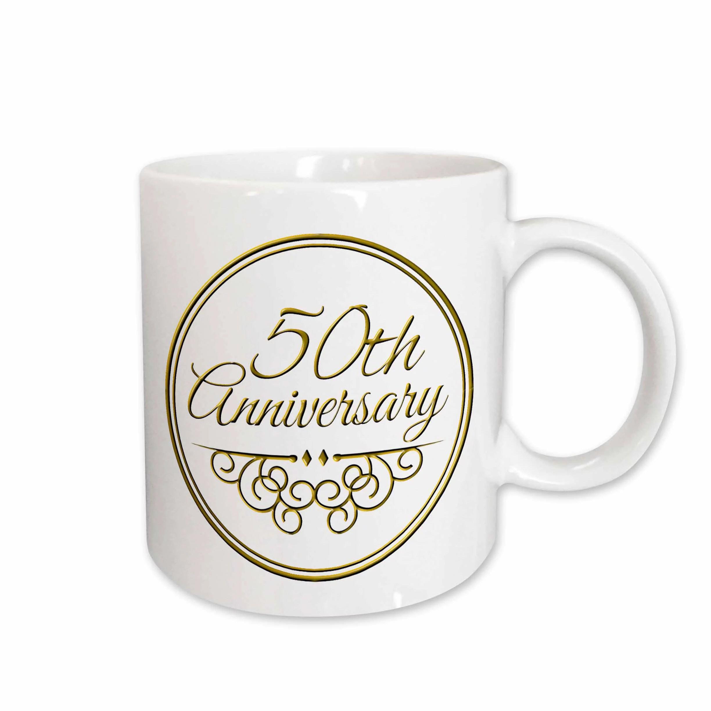 3drose 50th anniversary gift