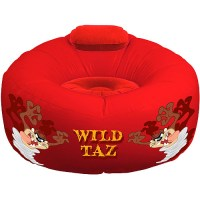 """Warner Brothers - Taz 36"""" Child's Inflatable Chair ..."""