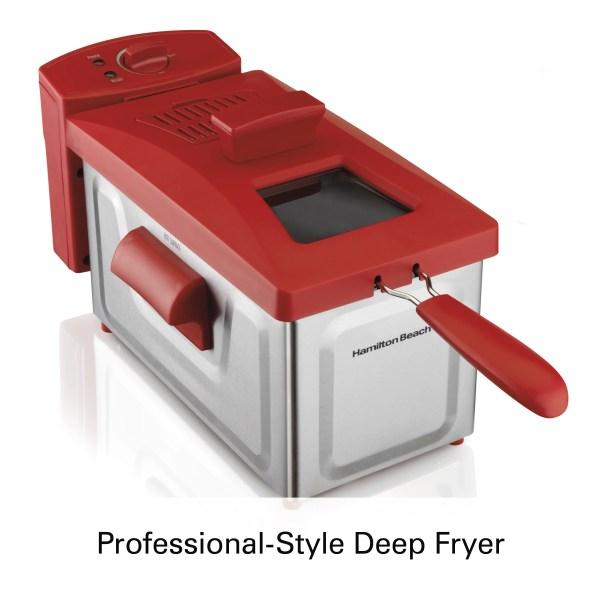 Hamilton Beach 2 L Professional Deep Fryer Electric