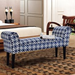 Chairs For The End Of Your Bed Louis Xvi Chair Goplus Upholstered Armed Benches Livingroom Entryway Departments