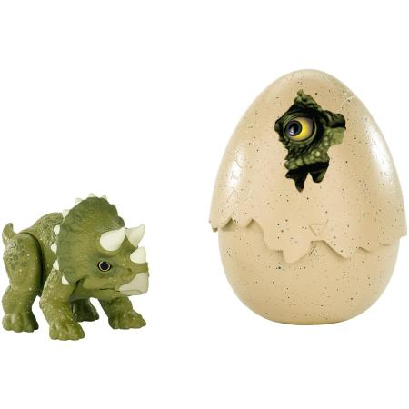 Jurassic World Hatch 'n Play Dinos Triceratops