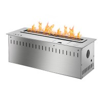 BioFlame Smart Burner Bio-Ethanol Tabletop Fireplace ...