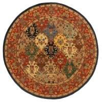 Surya Carpet, Inc. Hand-Tufted Mollie Traditional Border ...