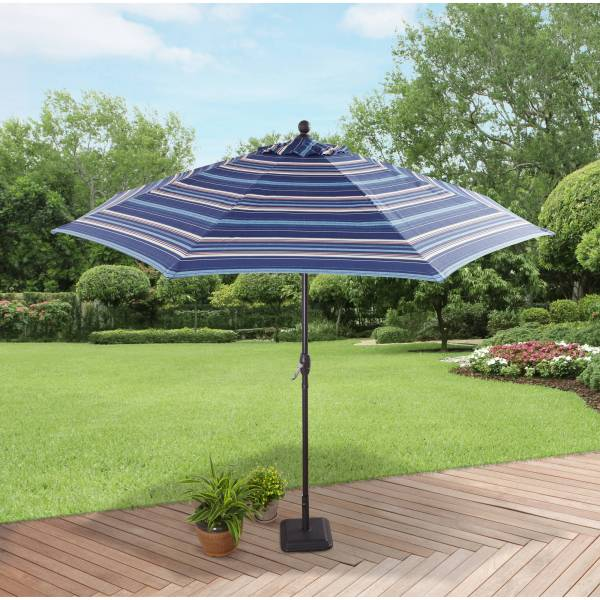 Better Homes and Gardens Patio Umbrella Blue