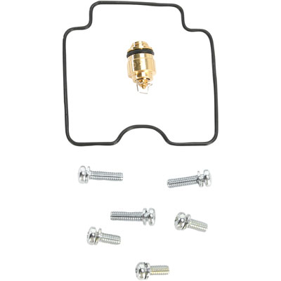 K & L Carburetor Parts Kit for Yamaha KODIAK 450 4x4 Auto