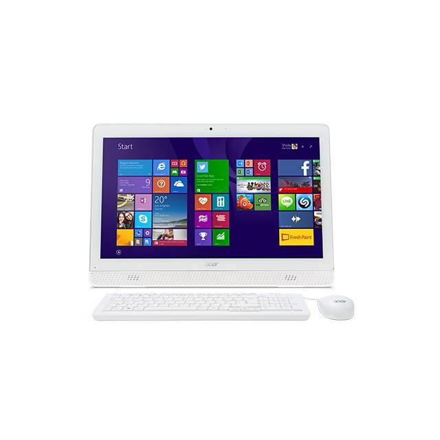 Acer Aspire Z1-611 All-in-One Computer - Intel Celeron J1900 2 GHz - 4 GB DDR3L SDRAM - 500 GB HDD - 19.5