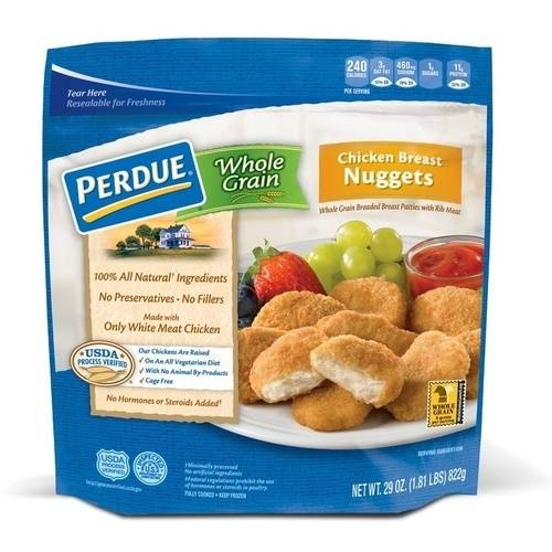 UPC 072745804786 Perdue Whole Grain Chicken Brst Nuggets