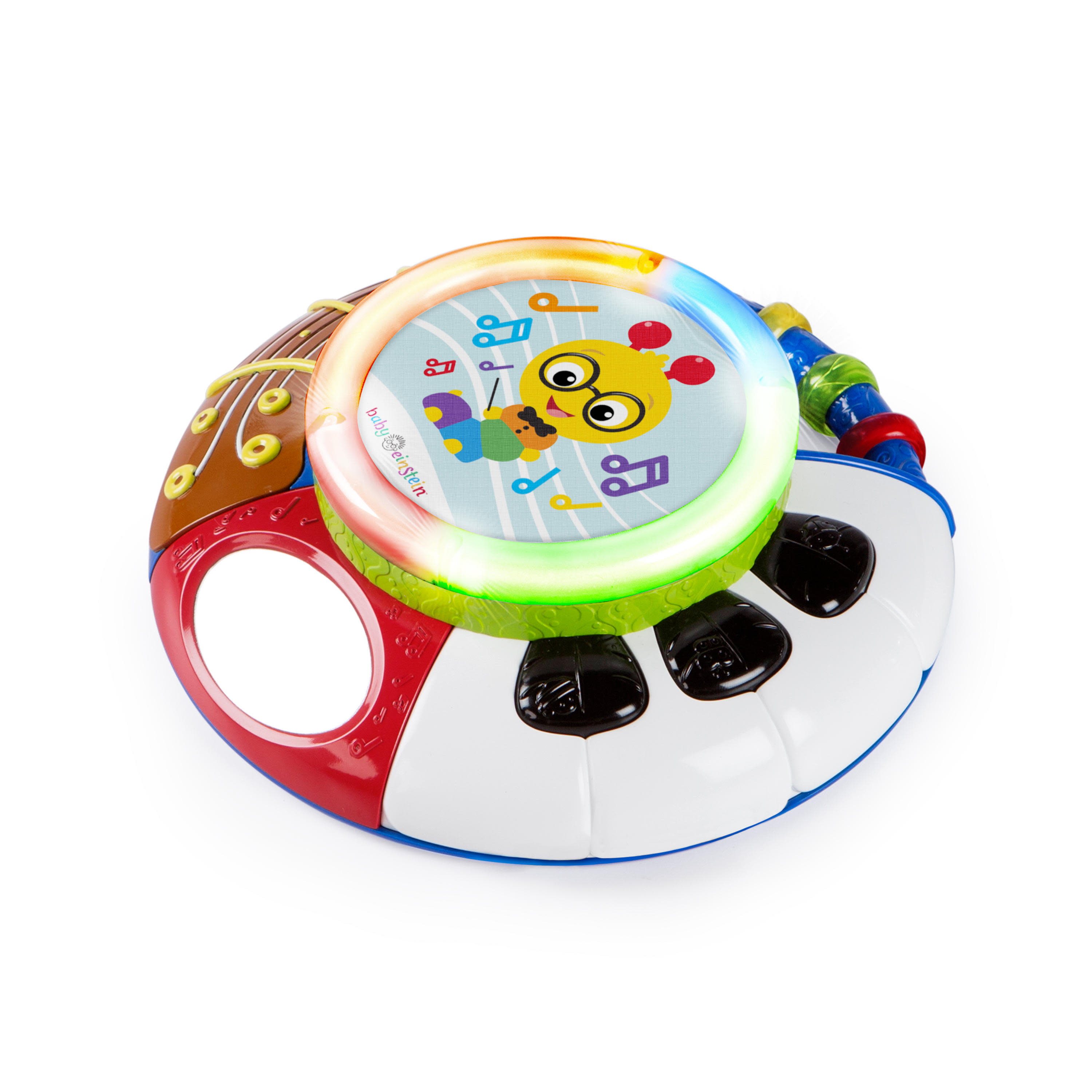 baby einstein music explorer musical toy with lights and melodies ages 3 months walmart com