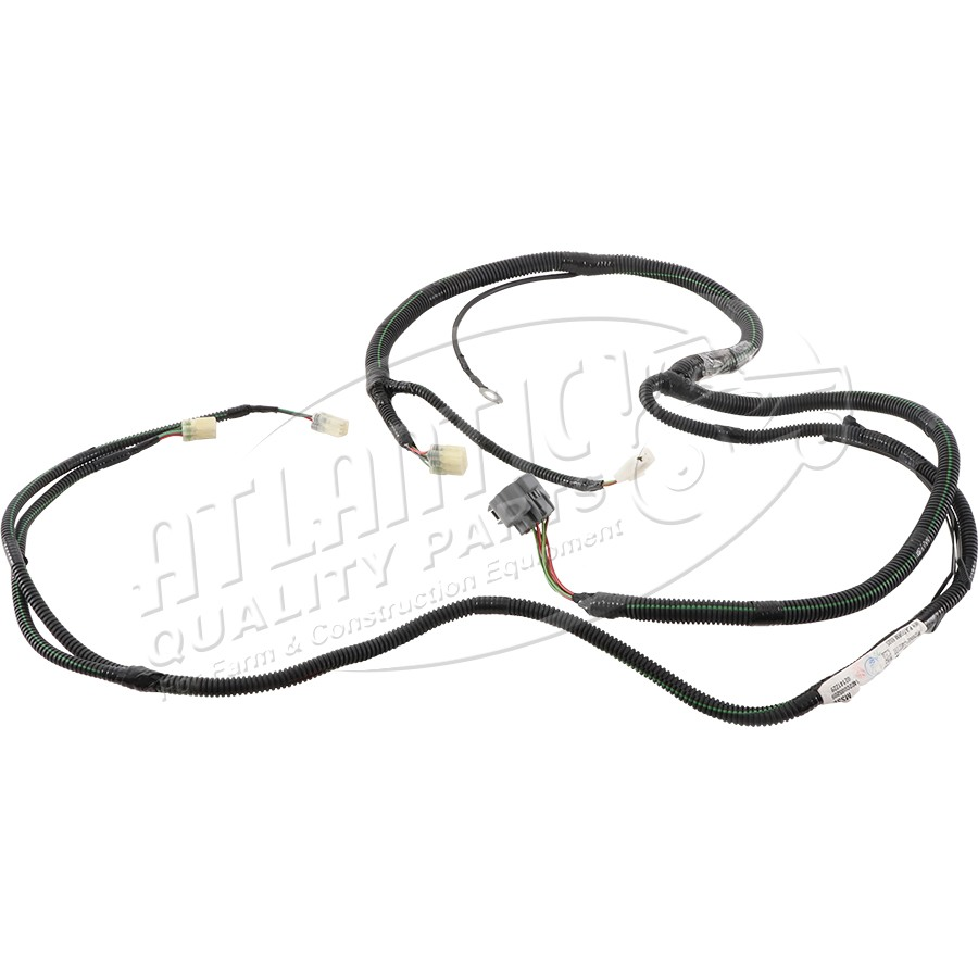 Complete Tractor New 2900-1502 Wire Harness Compatible