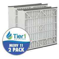 Skuttle 16x25x5 Merv 11 Replacement AC Furnace Air Filter ...