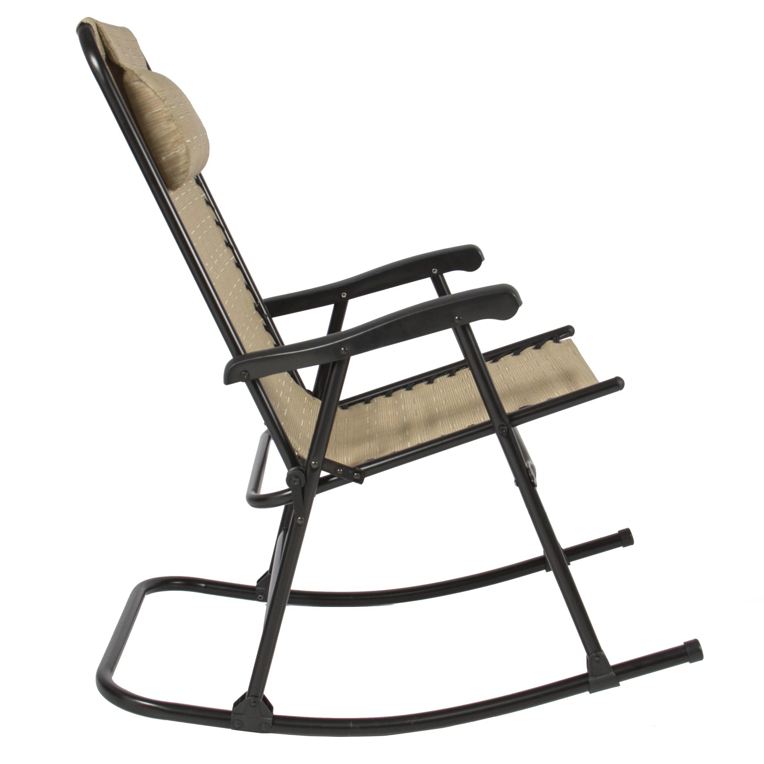 foldable rocking chair wheel on rent in surat folding rocker outdoor patio furniture beige walmart com