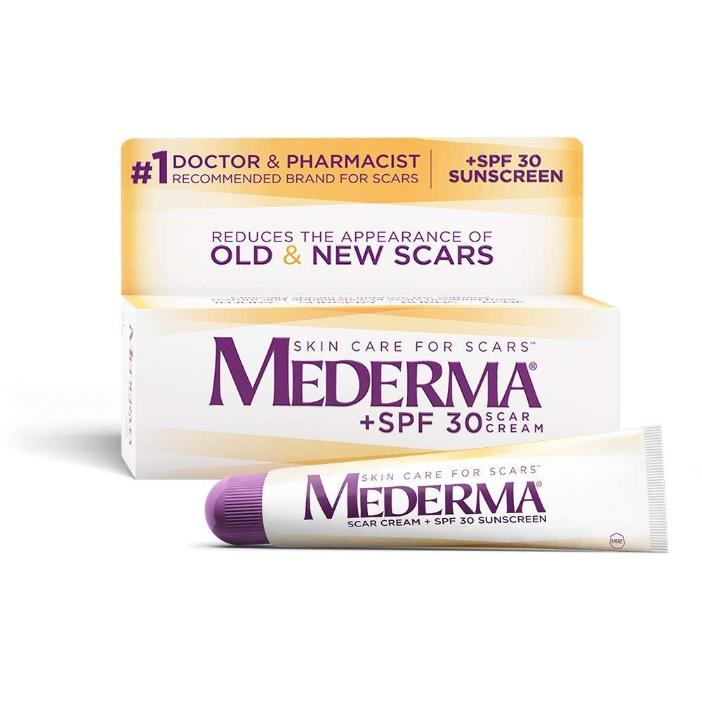 Mederma Skin Care for Scars Reduces Appearance of Old and ...