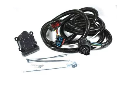 husky towing 30345 trailer wiring connector endurance fifth wheel wiring harness 7 way round plug in simple r endurance 7 blade 90 degree angle [ 2000 x 2000 Pixel ]