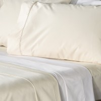 Veratex, Inc. Supreme Sateen 1200 Thread Count Solid Sheet ...