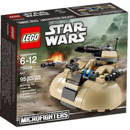 Lego Star Wars Aat Play Set