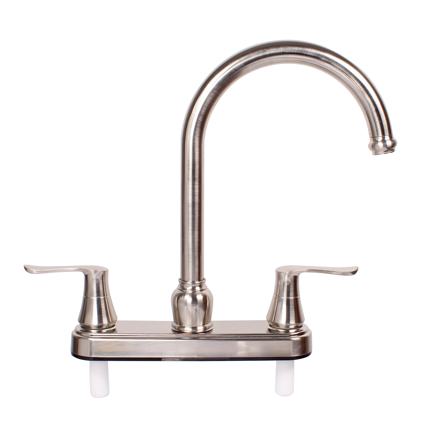 empire faucets 8 rv kitchen faucet head replacement brushed nickel handles walmart com