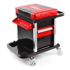 Rolling Chair Accessories In Chennai Cheap Gaming Chairs Mechanic Creeper 2 Drawer Seat Tool Box