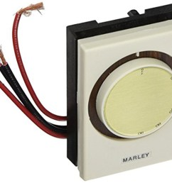 marley engineered product thermostat wiring [ 1001 x 851 Pixel ]