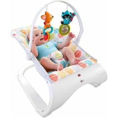 Walmart Baby Chairs Finn Juhl Chair Bright Starts Jungle Blooms Bouncer Com
