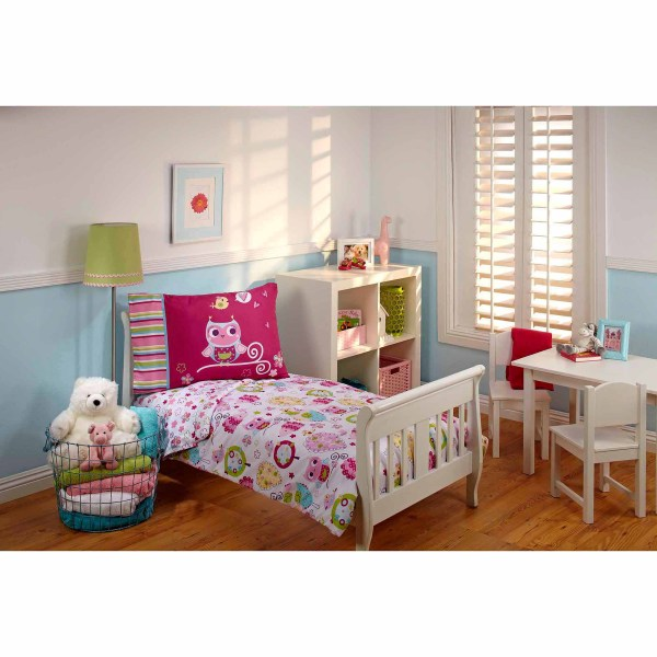 Girls' Toddler Bedding Sets