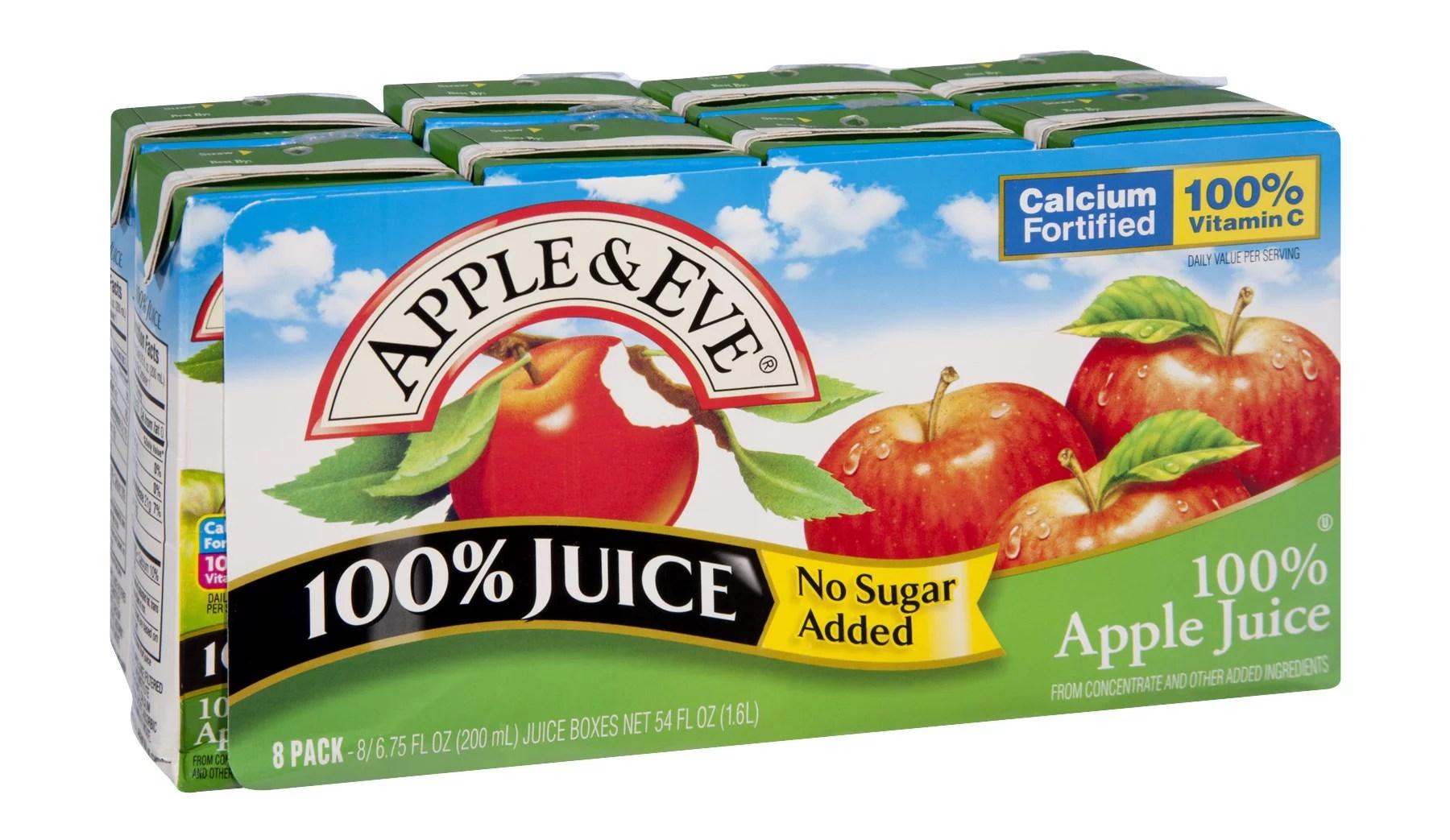 Apple Eve Fruitables Juice Apple 675 Fl Oz Pack of