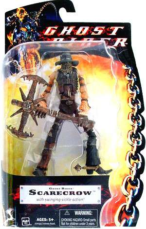 Ghost Rider Scarecrow Action Figure Walmart