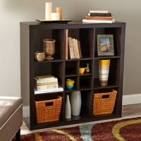 Better Homes and Gardens Cube Storage Shelf Quad, Multiple ...