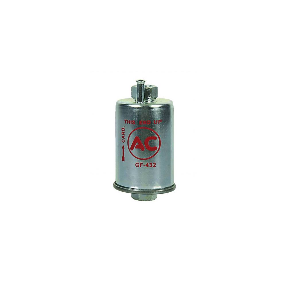 medium resolution of eckler s premier products 40324979 chevy fuel filter gf432 for cars with 1 4 return line walmart com