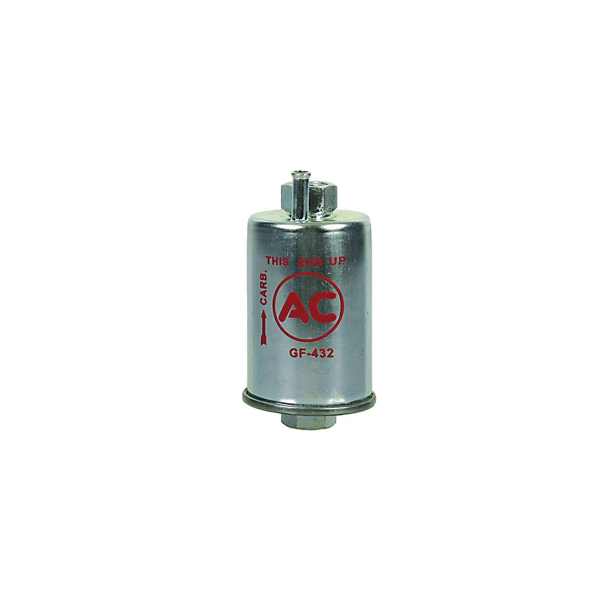 hight resolution of eckler s premier products 40324979 chevy fuel filter gf432 for cars with 1 4 return line walmart com