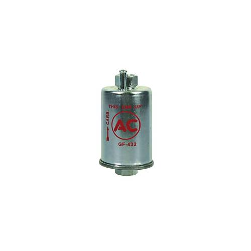 small resolution of eckler s premier products 40324979 chevy fuel filter gf432 for cars with 1 4 return line walmart com