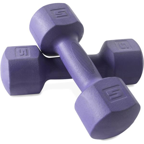 Cap Fitness 10 Lb Eco Dumbbell Pair