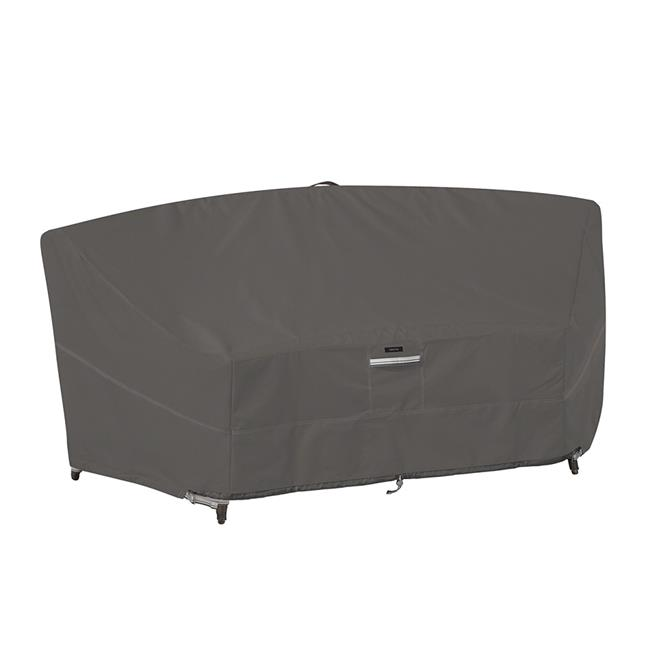 patio furniture covers for sectional sofas andrew martin uk classic accessories ravenna curved modular sofa cover premium outdoor with durable and water resistant fabric