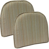 "Gripper Non-Slip 15"" x 16"" Harmony Chair Pad, Set of 2 ..."