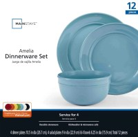 Mainstays Dinnerware & Mainstays Dinnerware EBay
