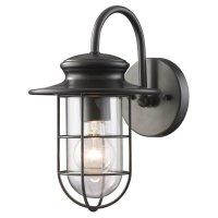 ELK Lighting Portside 4228 1-Light Outdoor Wall Sconce ...