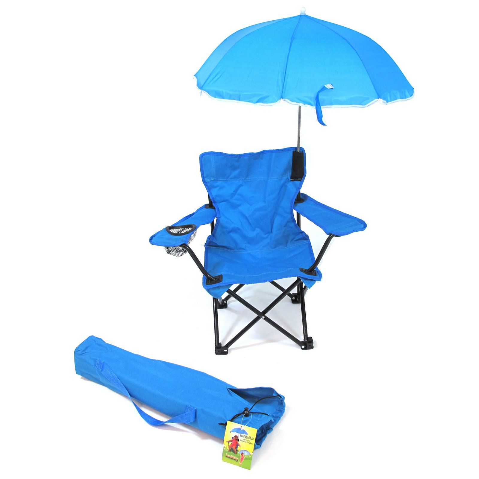 kids folding camp chair drop leaf table and chairs argos beach baby all season umbrella with matching shoulder bag walmart com