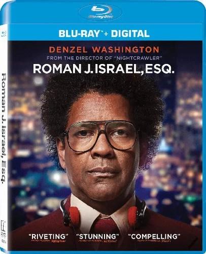 Roman J. Israel, Esq. (Blu-ray + Digital)