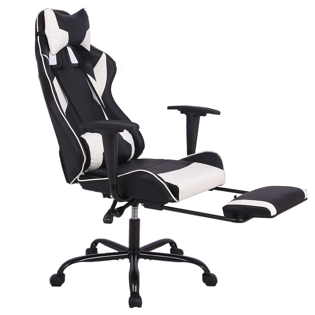 Office Chair Posture Gaming Chair Racing Style High Back Office Chair Ergonomic Swivel Chair
