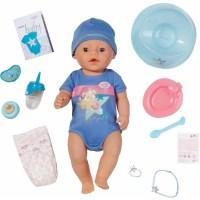 "Baby Born Interactive Doll 17""- Boy - Walmart.com"