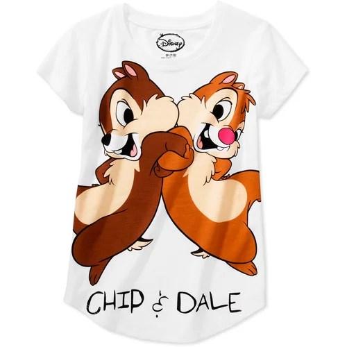 disney girls chip n