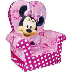 Minnie Mouse Bean Bag Chair Toddler Soft Seating Walmart