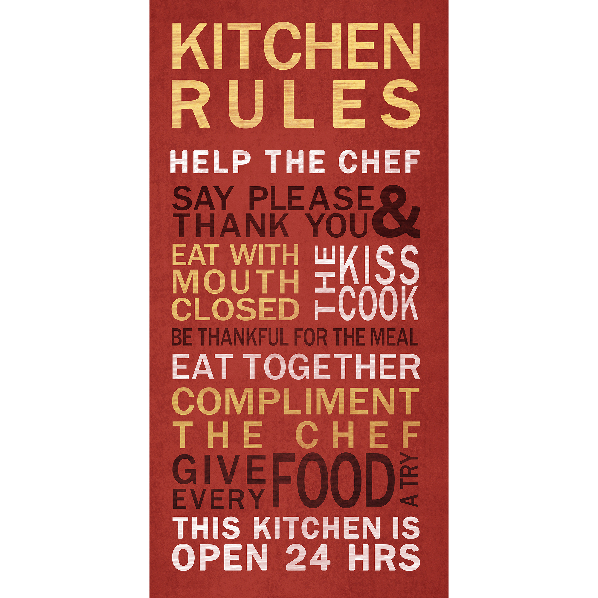 artwork for kitchen outside design rules wall art walmart com
