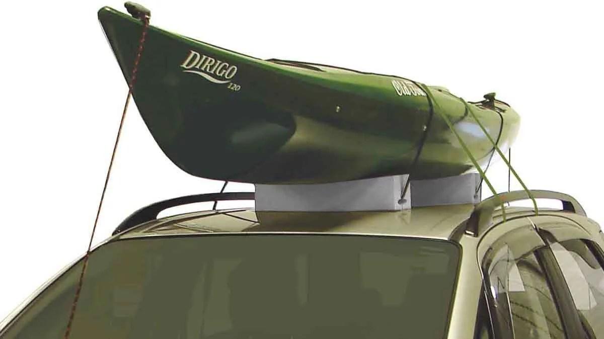 Deluxe Kayak Roof Rack
