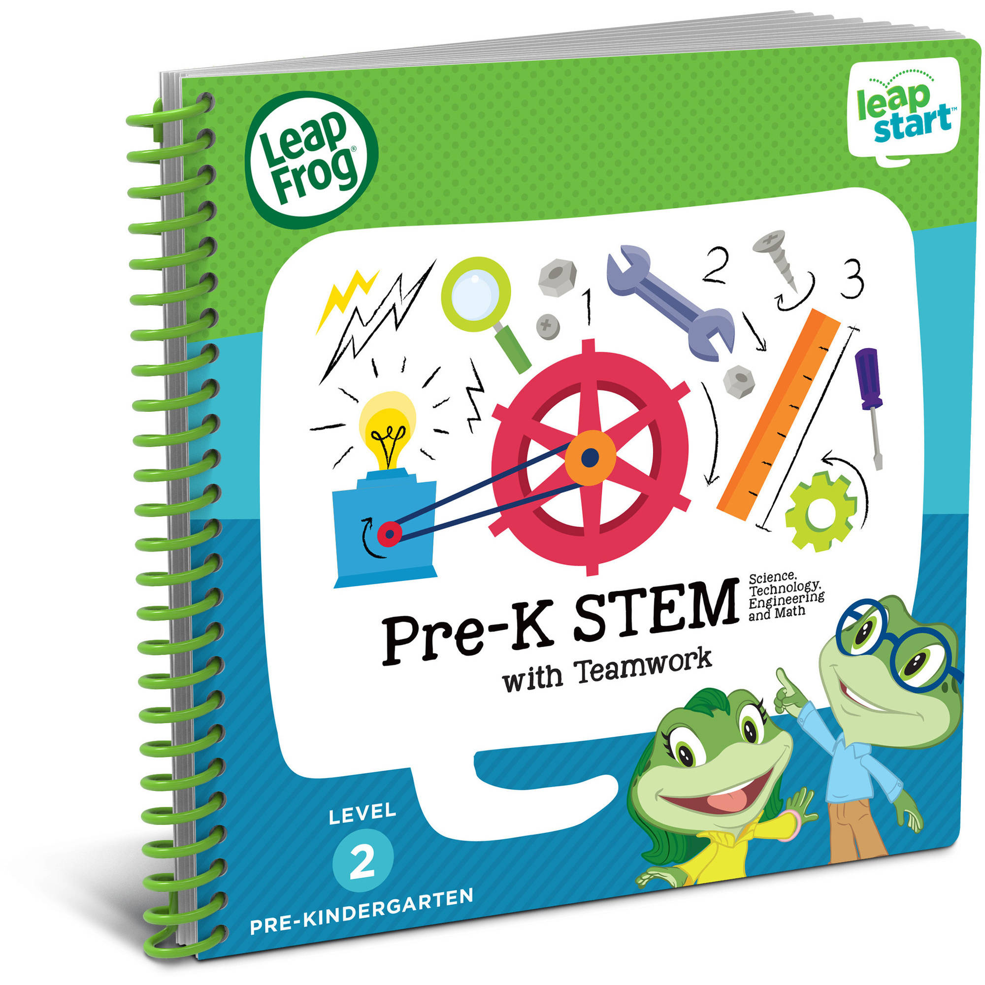 Leapfrog Leapstart Preschool And Pre Kindergarten Interactive Learning System For Kids Ages 2 4