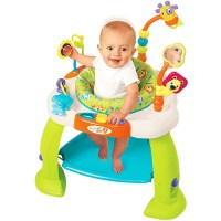 Bright Starts - Bounce Bounce Baby Jungle Activity Zone ...