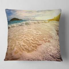 Beach Themed Sofa Pillows Scs Insurance Reviews Design Art Designart 39vintage Style At Similan Park