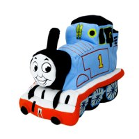 Thomas and Friends - Thomas the Train Cuddle Pillow ...